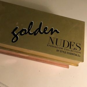 Golden Nudes Eyeshadow Collection